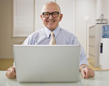 Älter werden im Job