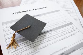 Bewerbung Absolventen