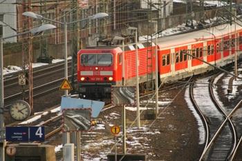 Was verdient man bei der Deutschen Bahn?