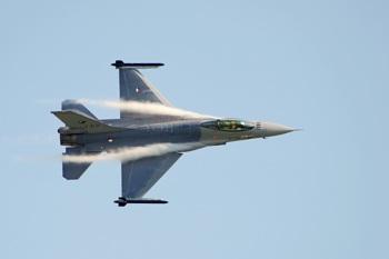 Eurofighter-Kampfflugzeug