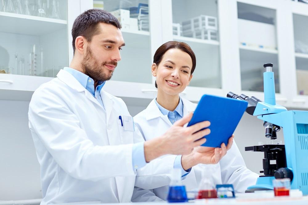 Fachkräfte in der chemischen Industrie