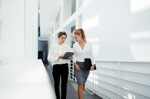 Frauen netzwerken für die Karriere