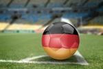 Fußball in Deutschland-Farben