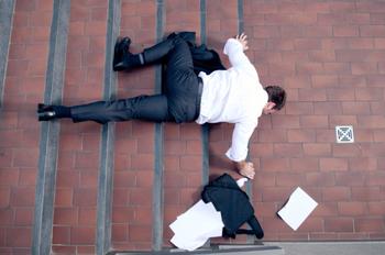 Hinfallen und wieder aufstehen – Nehmerqualitäten im Job