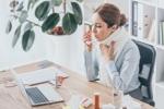 Grippewelle im Büro: Das können Sie tun