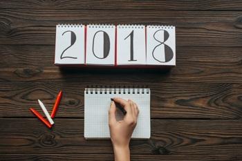 Gute Vorsätze 2018