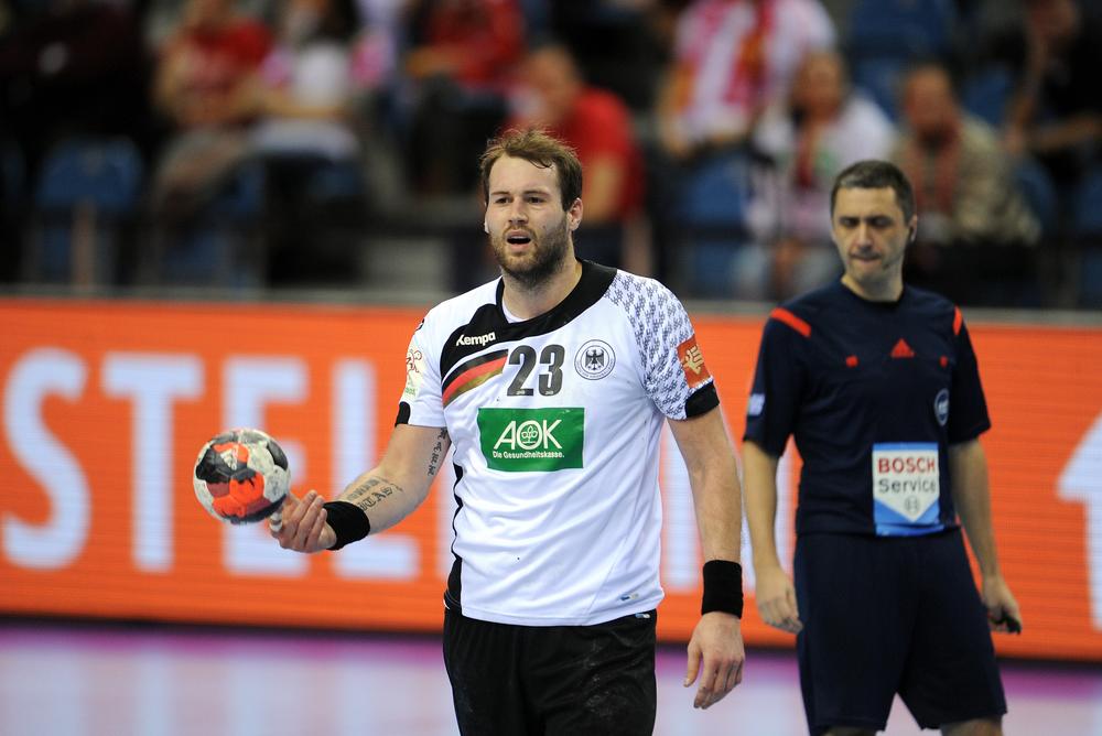 Deutscher Handballspieler