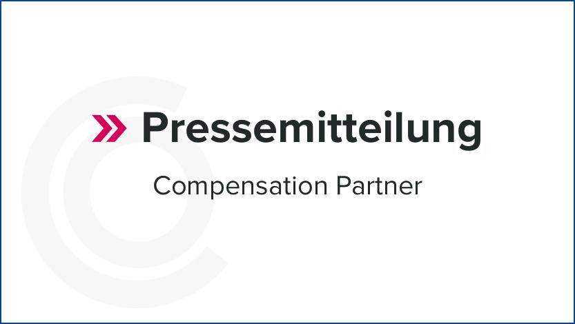 Pressemitteilung Compensation Partner