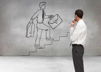 Führungskraft - Angst vor dem nächsten Karriereschritt