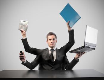 Multitasking Mann
