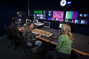 Mitarbeiter TV Produktion