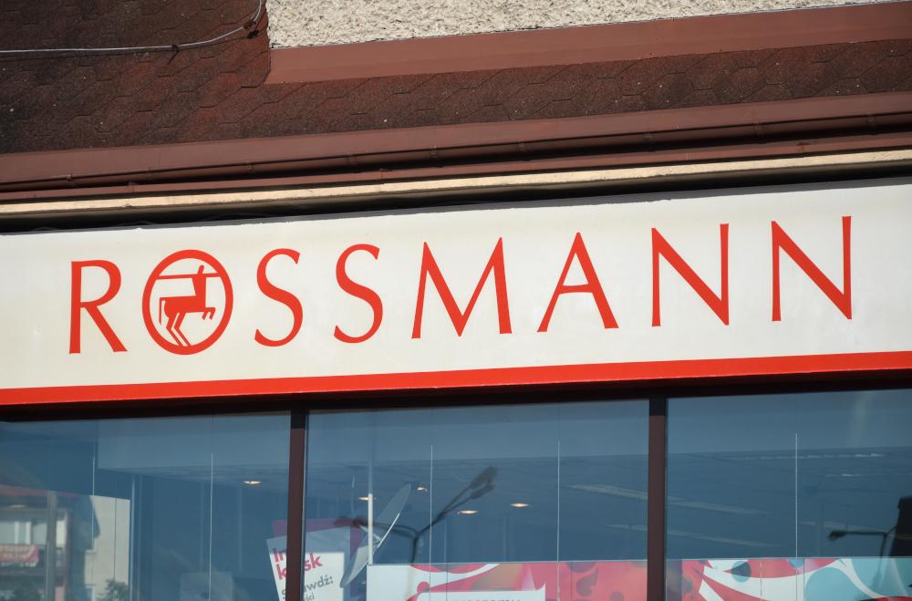 Wie ist das Rossmann Gehalt?